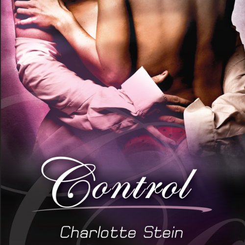 Control audiobook cover art