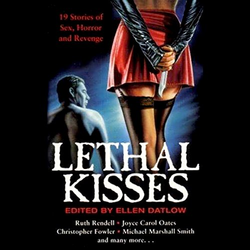 Lethal Kisses audiobook cover art