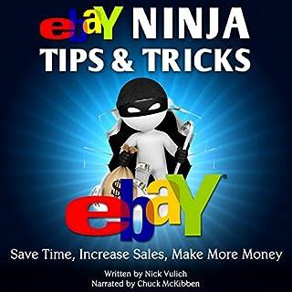 eBay Ninja Tips & Tricks audiobook cover art