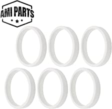 AMI PARTS Pool Cleaner All Purpose Tire Replacement Part Compatible with Polaris 180 280 360 380 C10 C-10 (6pack)