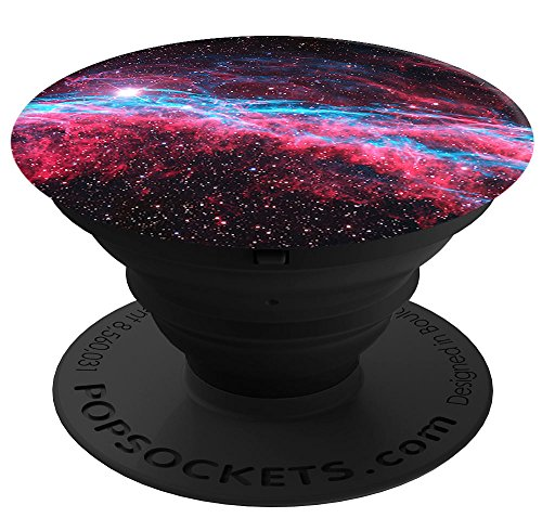 PopSockets Ausziehbarer Sockel und Griff für Smartphones & Tablets - Veil Nebula