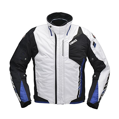 ヤマハ(YAMAHA) YAF37-K Moto 秋冬 ウインター スポーツジャケット ホワイト LQ1D-KST-Y06-01L