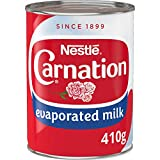 Nestl? Carnation Topping Evaporated Milk 410 G (pack Of 12)