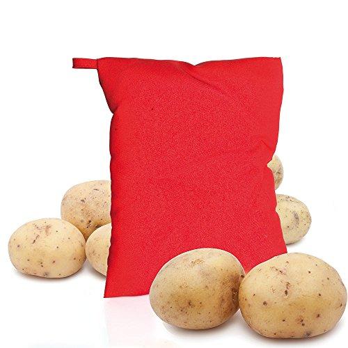 Sacchetto cuoci patate per microonde