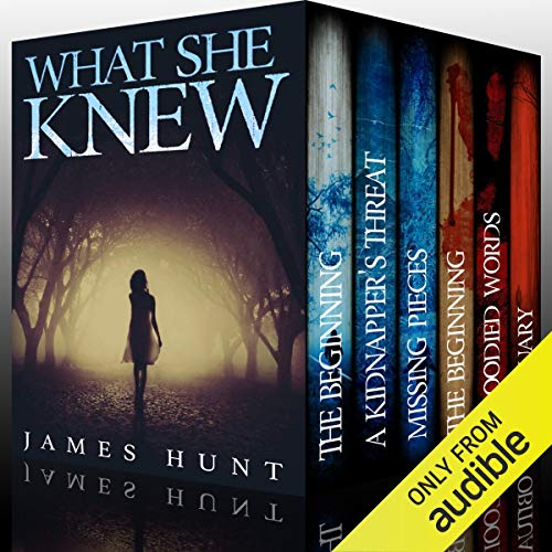 What She Knew - Super Boxset: A Riveting Mystery Series audiobook cover art