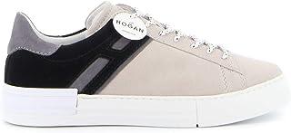 Luxury Fashion | Hogan Men HXM5260CW00HG0617P Beige Leather Sneakers | Spring-summer 20