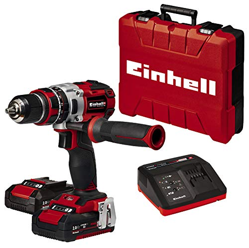 Einhell TE-CD 18 Li-i BL Power-X-Change - Taladro percutor