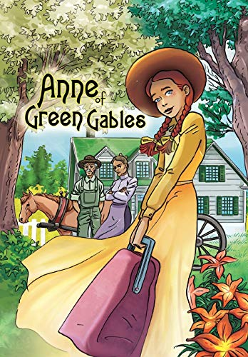 Compare Textbook Prices for Anne of Green Gables: Graphic novel  ISBN 9781948216630 by Montgomery, Lucy Maud,Malagutti, Giancarlo,Cooke, Cw
