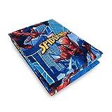 Juego Sabanas Para Cama 90Cm De Spiderman (8436580104913)