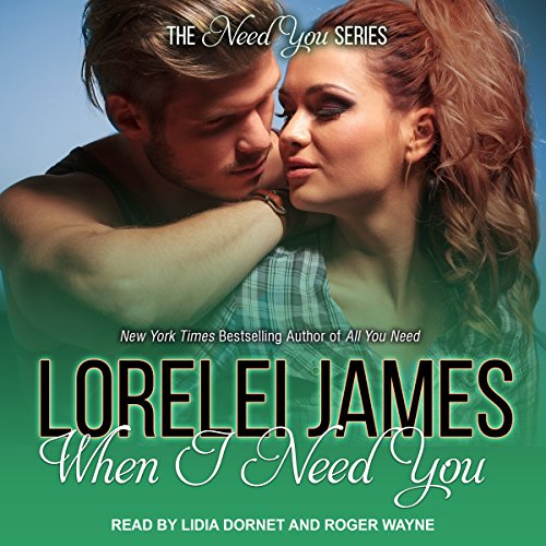 When I Need You audiobook cover art