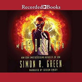Moonbreaker audiobook cover art