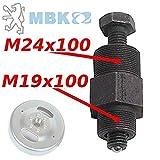 cyclingcolors Extractor de Volante Magnético MBK...