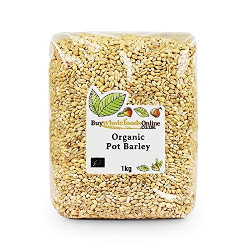 Organic Pot Barley 1kg (Buy Whole Foods Online Ltd.)