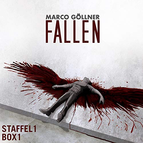 Fallen 1-3 (German edition) cover art