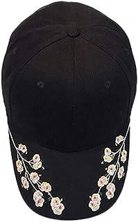 VEFSU Women Embroidery Cotton Baseball Cap Snapback Caps Casual Hip Hop Hats