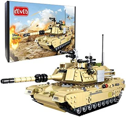 dOvOb Armed Tanks Building Blocks 923 PCS Model Toys Gifts for Kid and Adult product image