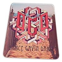 Dance Gavin Dance ダンス・ギャヴィン・ダンス ゲーミングマウスパッド おしゃれ 滑り止め ゲーミング&オフィス最適 17.8 X 21.8 CM