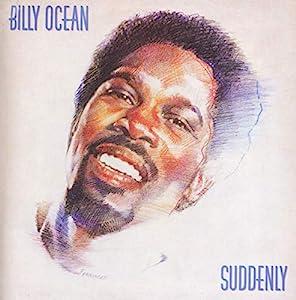 Billy Ocean Suddenly album