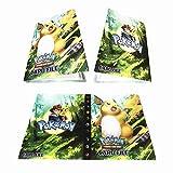 Álbum Titular de Tarjetas Pokémon Carpeta Carpeta Libro 30 páginas 240 Tarjetas Capacidad (Raichu)