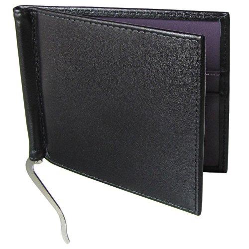 エッティンガー 財布 メンズ 二つ折り 札入れ マネークリップ メンズ ロイヤルコレクション ST787AJR BLACK...