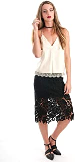 Hipster Ldx9150-M Blouse For Women - M, Ivory