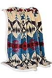 Carstens, Inc Blue River Southwest Throw Blanket