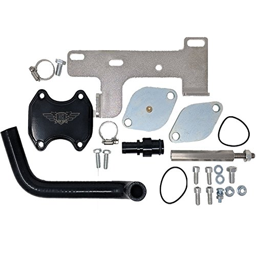EGR Valve Kit - Dodge Cummins 6.7 6.7L 2500-3500 2010-2017 - DK Engine Parts (2010-2017)