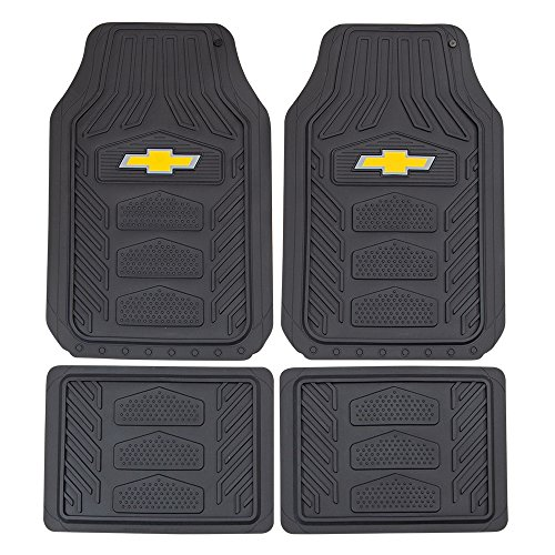 Plasticolor Chevrolet Weatherpro 4 Pc. Floor Mat Set