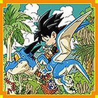 ドラゴンボール 超戦士シールウエハースZ 空前絶後のクライマックス W18-24 ドラゴン×デフォルメシール其の五 N+