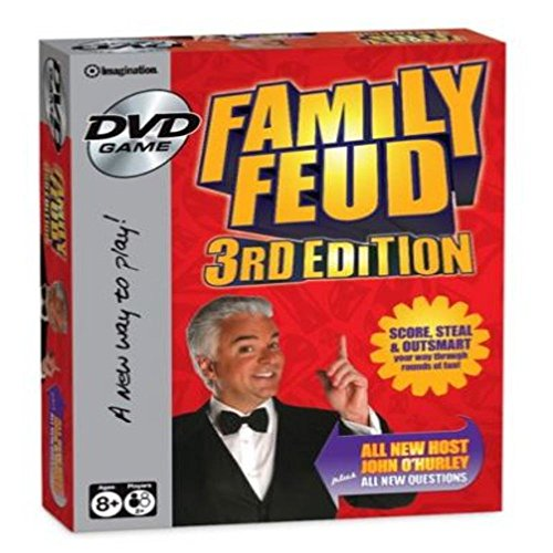 Imagination Games Family Feud DVD