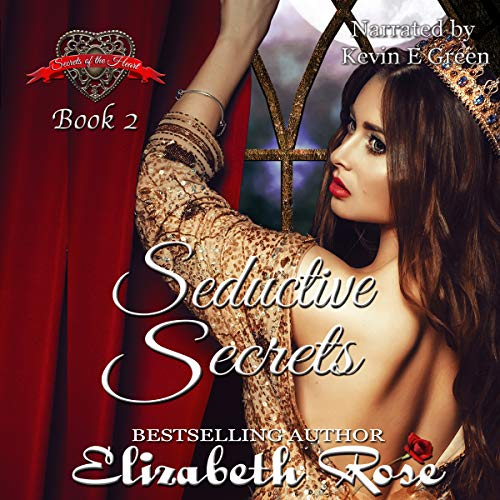 Seductive Secrets audiobook cover art