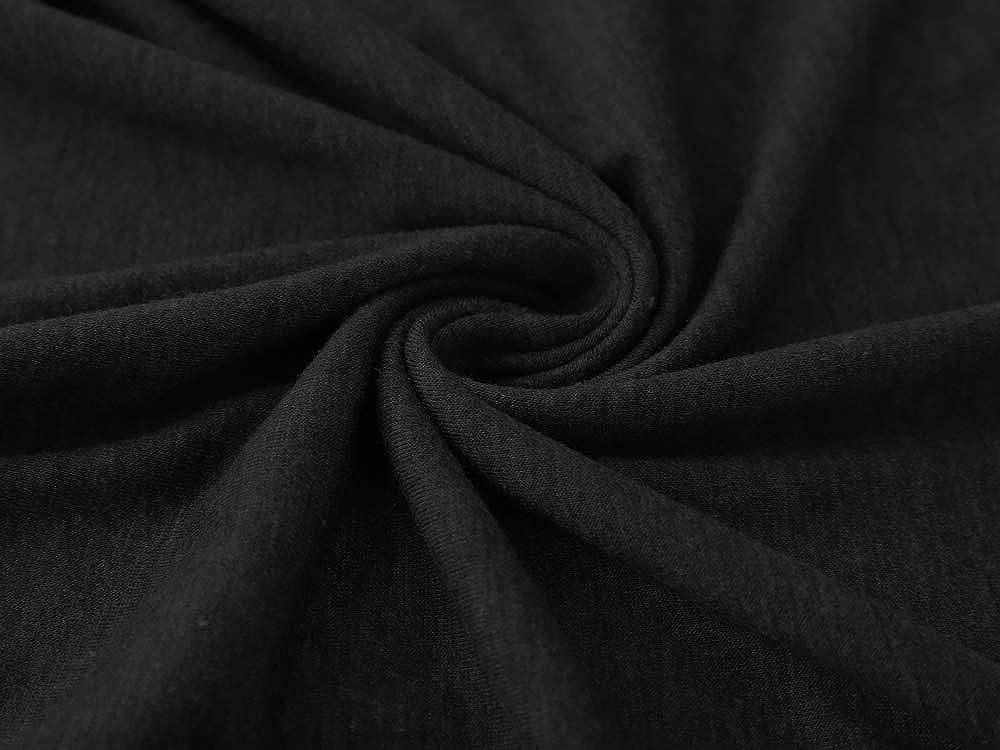 ROSRISS Womens Plus Size Tops Casual Short Sleeve Side Split Tunics Shirts
