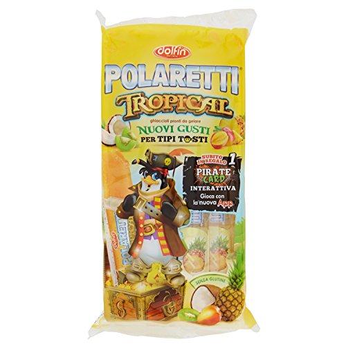 Polaretti tropical dolfin 10 polaretti confezione da 400 milliliters (1000061602)