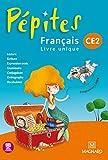 Pépites Français livre unique CE2