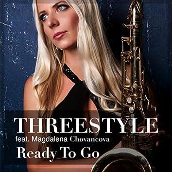 Ready to Go (feat. Magdalena Chovancova)