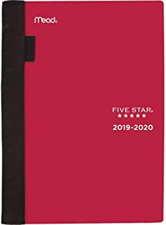 Five Star Student 2019-2020 Academic Year Weekly & Monthly Planner, Small, 5-3/4