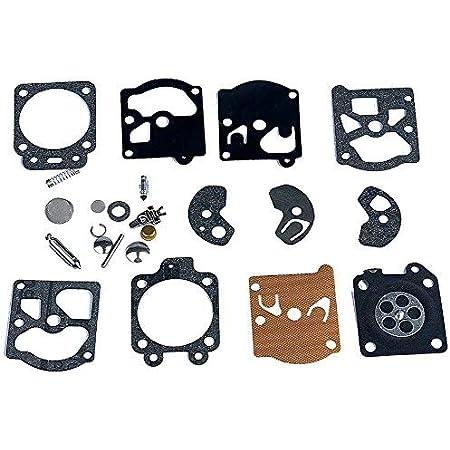 Carburetor Carb Repair Kits Set Gasket Diaphragm For Walbro WA WT Series K10-WAT