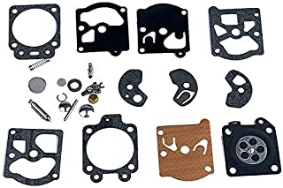 HIPA Carburetor Carb Rebuild kit Gasket Diaphragm for WA WT Series Carby Replace K10-WAT