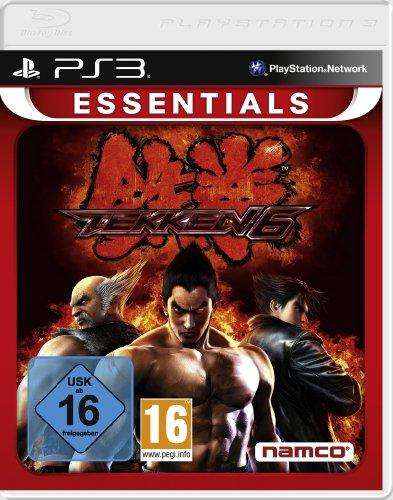 Tekken 6 [Software Pyramide] - [PlayStation 3]