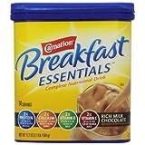 カーネーションのインスタント朝食粉、リッチなミルク チョコレート、17.7 オンス carnation instant breakfast powder, rich milk chocolate, 17.7 oz