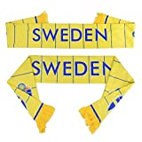 World soccer Cup football Scarf National Team Scarf Teams Flag Football (Sweden)