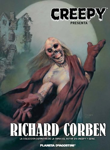 Creepy Richard Corben: 132 (Independientes USA)