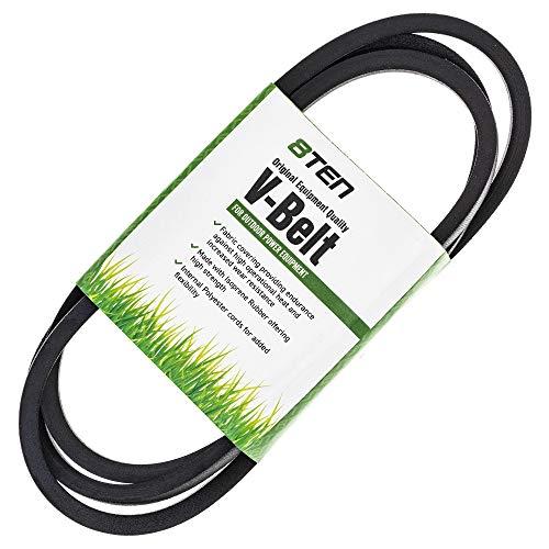 8TEN Deck Belt for Murray 38 inch Deck 38710A 38710B 38715B Lawn Tractors 387000x00A 387002x83A 037X63MA 37X63MA