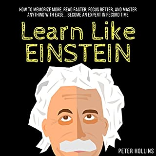 Learn Like Einstein audiobook cover art