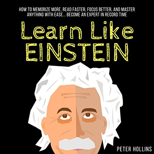 Learn Like Einstein cover art