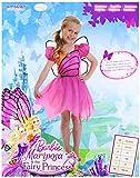 Barbie - Disfraz de niña de 3 a 5 años (CA13732V3 S)
