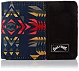 BILLABONG Tides Wallet, Travel Accessory - Cartera de Viaje Unisex Adulto, Multicolor (Sunset), Talla única