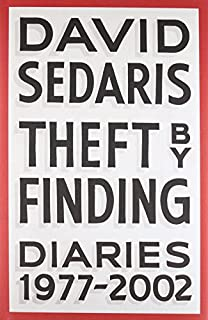 Theft by Finding: Diaries (1977-2002) (0316154725) | Amazon price tracker / tracking, Amazon price history charts, Amazon price watches, Amazon price drop alerts