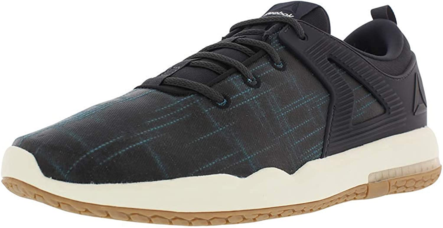 Reebok Womens Hexalite X Glide Mu Low Top Lace Up Running Sneaker