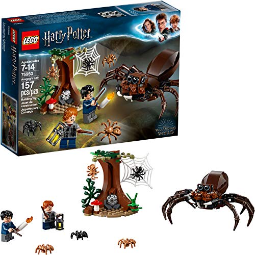 LEGO Harry Potter and the Chamber of Secrets Aragog's Lair...